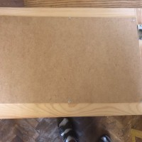 Usi lemn lamelar