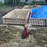 poza 3 cu casa in constructie
