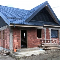 poza 1 cu casa in constructie